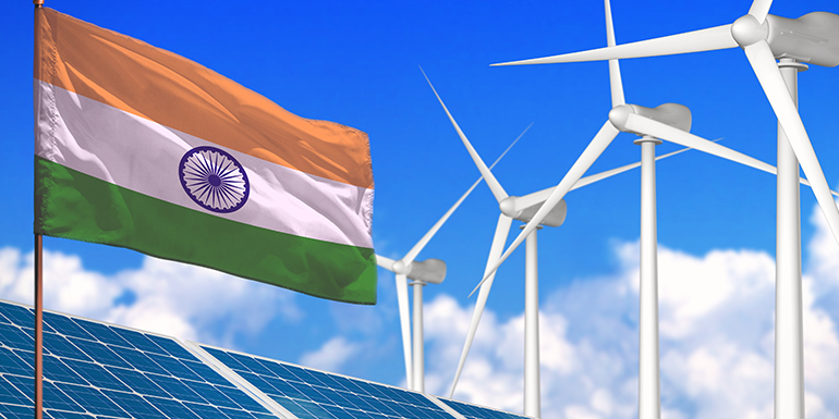 7 Reasons why India is an ideal country for Renewable Resource Energy