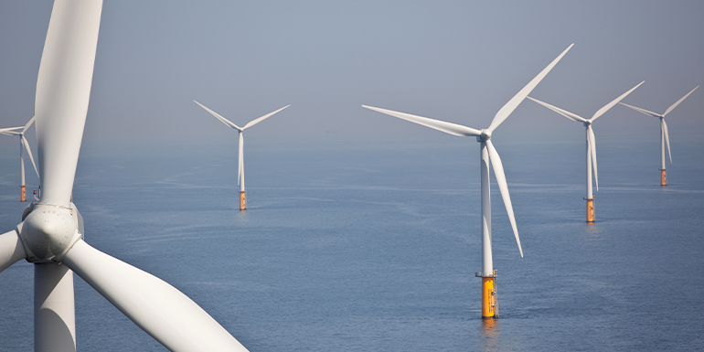 How oceans are a major contributor to the world's renewable energy eco-system.