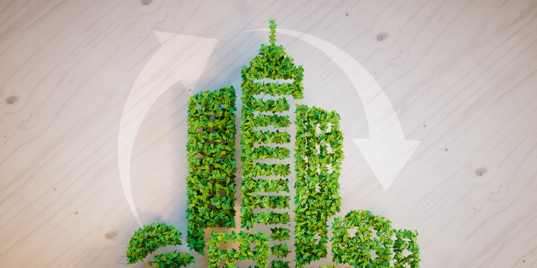 How can we achieve sustainability in the construction industry