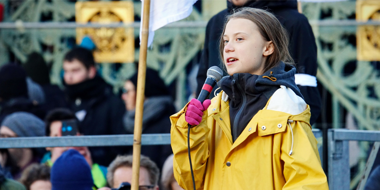 10 famous lines from teen activist Greta Thunberg quotes