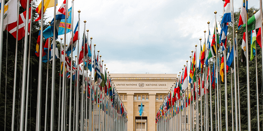 Theme for the 2021 UN Environment Assembly