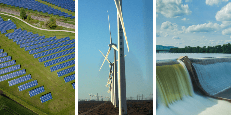 world's energy is renewable 2020