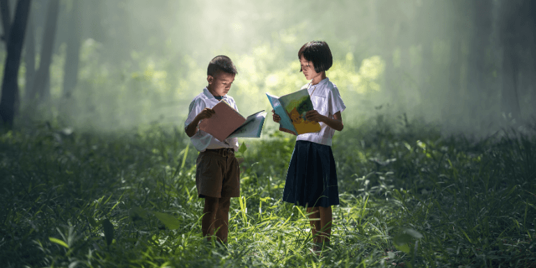 Environmental education for toddlers